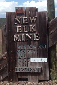 New Elk Mine